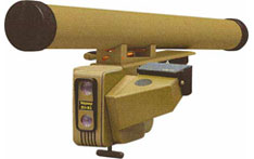 Korsar Light Portable Antitank Missile System