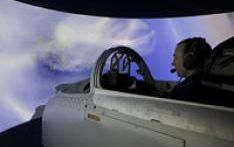 MIG-29 Fighter Full Mission Simulator KTS-21M