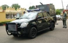 Armored Vehicles Pick-Up Type