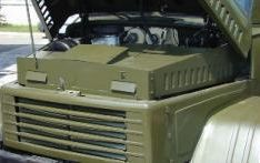 Armoring of Military Vehicles