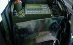 Manpack VHF Tactical Radio R-005