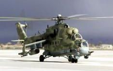 MI-24V Helicopter Crew Training System