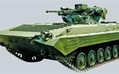 Infantry Fighting Vehicle BMP-1M